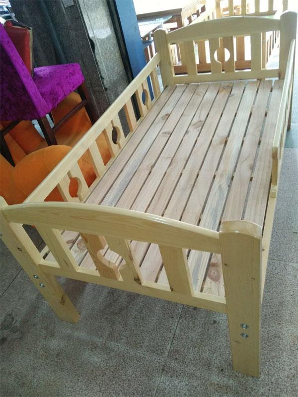 儿童实木床_明红家具款式丰富_内蒙古实木床