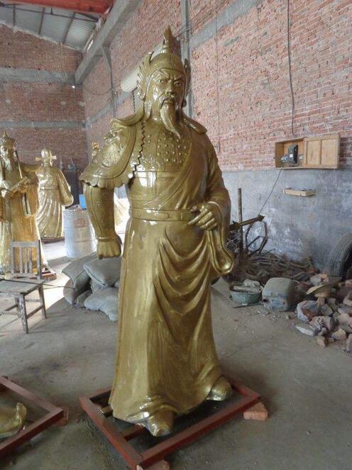 甘肃人物、兴达铜雕、青铜黄铜人物雕塑
