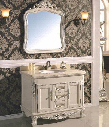 欧式浴室柜|万居安浴室柜|浴室柜