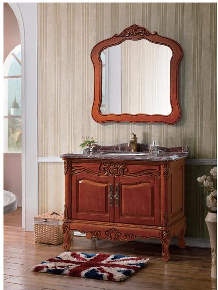 浴室柜尺寸、万居安浴室柜、浴室柜