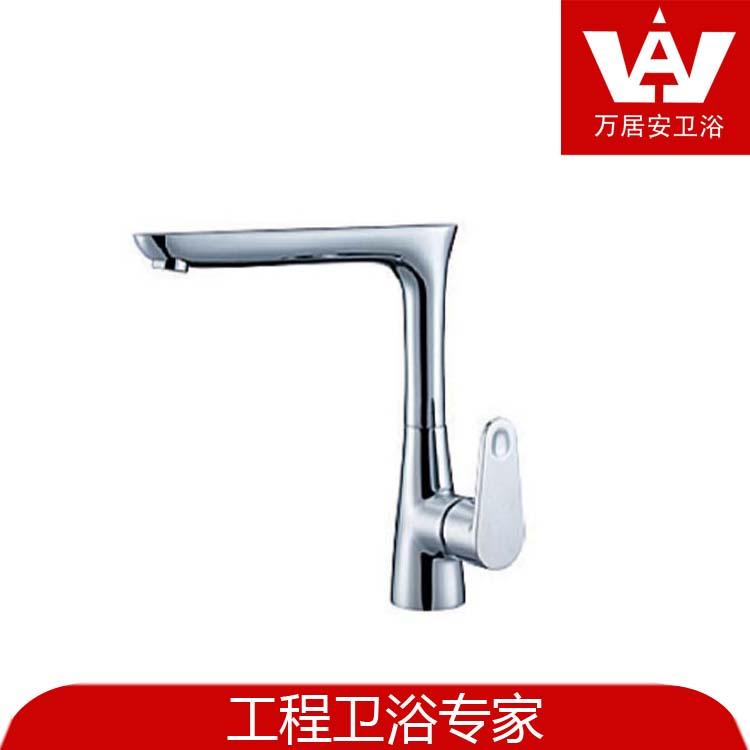 广西龙头|万居安工程卫浴|水龙头