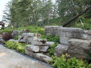 南岳区景观石,公园景观石,博茂园林(优质商家)