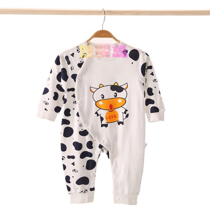 纯棉宝宝夏装上衣短袖睡衣内衣套装报价