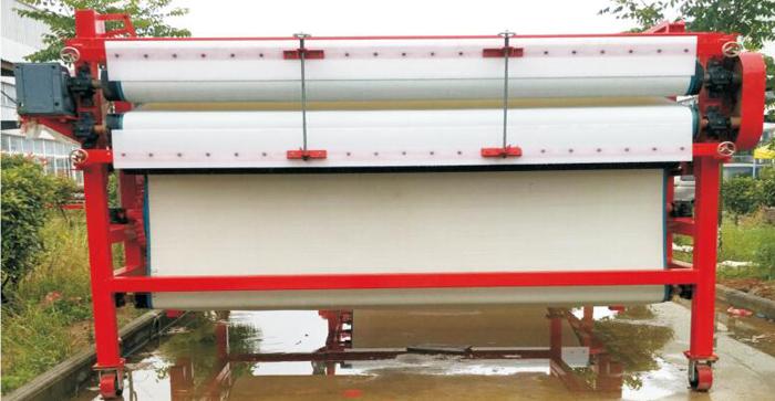 湖北污泥处理设备,新知力环保设备,湖北污泥处理