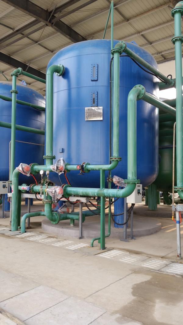 启泽水务、西夏区石英砂过滤器、过滤设备