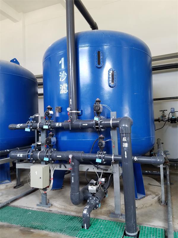 过滤设备 、达州石英砂过滤器、启泽水务