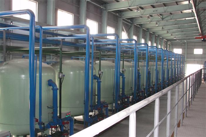 启泽水务(多图)|过滤设备 |灵武石英砂过滤器