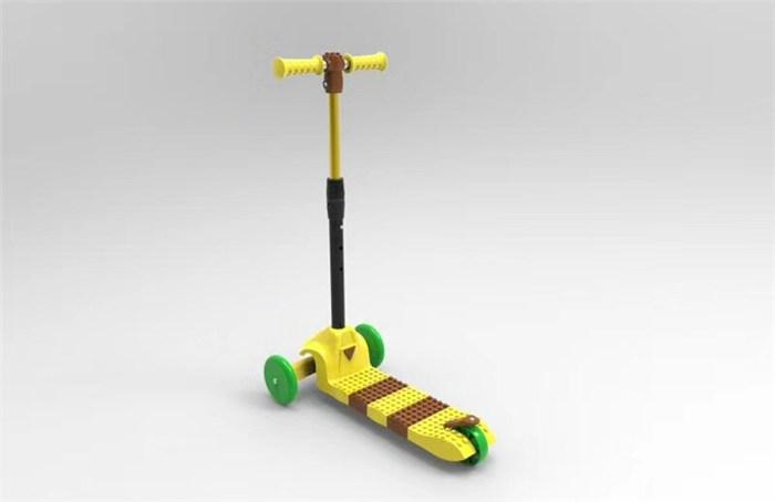 滑板车|滑板车什么牌子好|滑板车