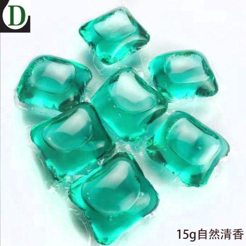 七龙珠 超浓缩水凝珠如何代理 无磷环保水凝珠招商品牌