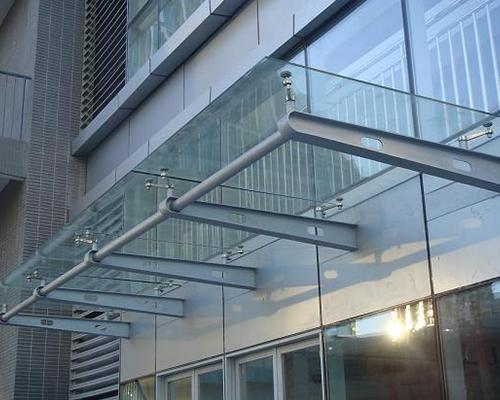 玻璃幕墙图片|百澳幕墙装饰|太原玻璃幕墙