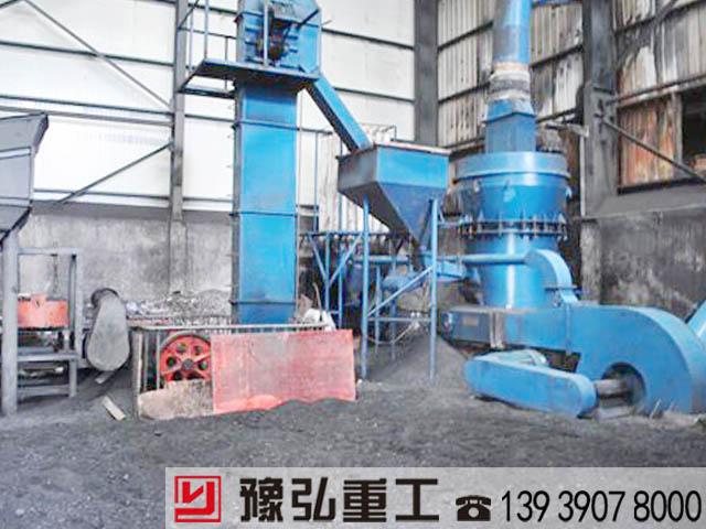 烟煤,生产工艺生产线,烟煤磨粉设备