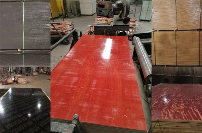 海口木模板单价_宏发木业_木模板