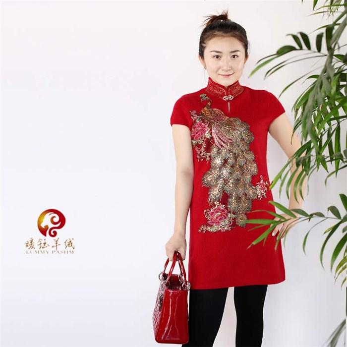 赤峰暖钰羊绒(图)、赤峰羊绒制品、羊绒衫