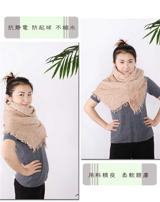 秋冬女士羊绒围巾 针织围巾|羊绒围巾|赤峰暖钰羊绒(查看)