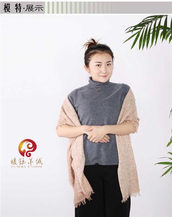 羊绒围巾,赤峰暖钰羊绒,赤峰羊绒围巾