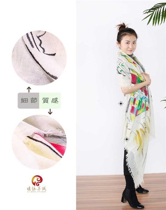 赤峰暖钰羊绒(图)_品牌羊绒围巾_围巾