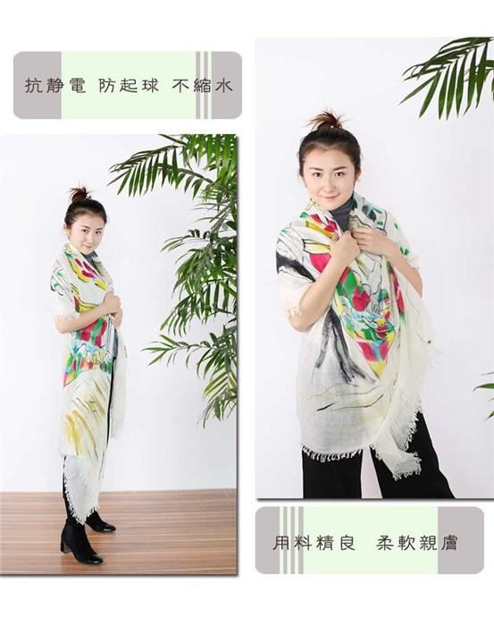 羊毛格子围巾披肩、赤峰暖钰羊绒(在线咨询)、围巾