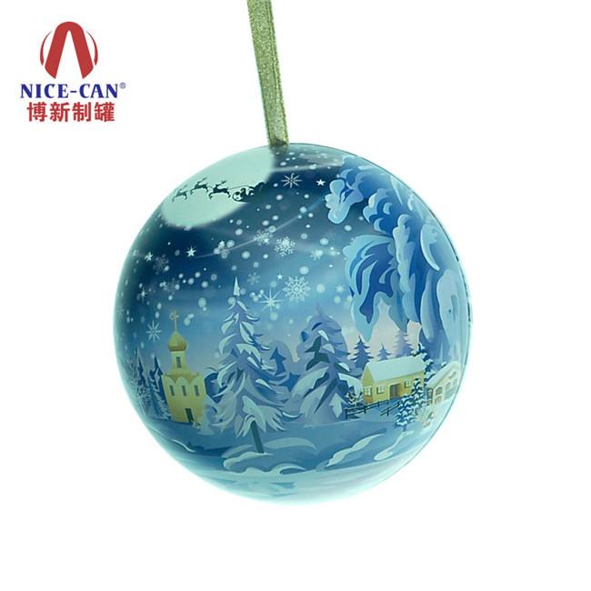 圣诞节礼品包装铁盒_博新金属(在线咨询)_礼品包装