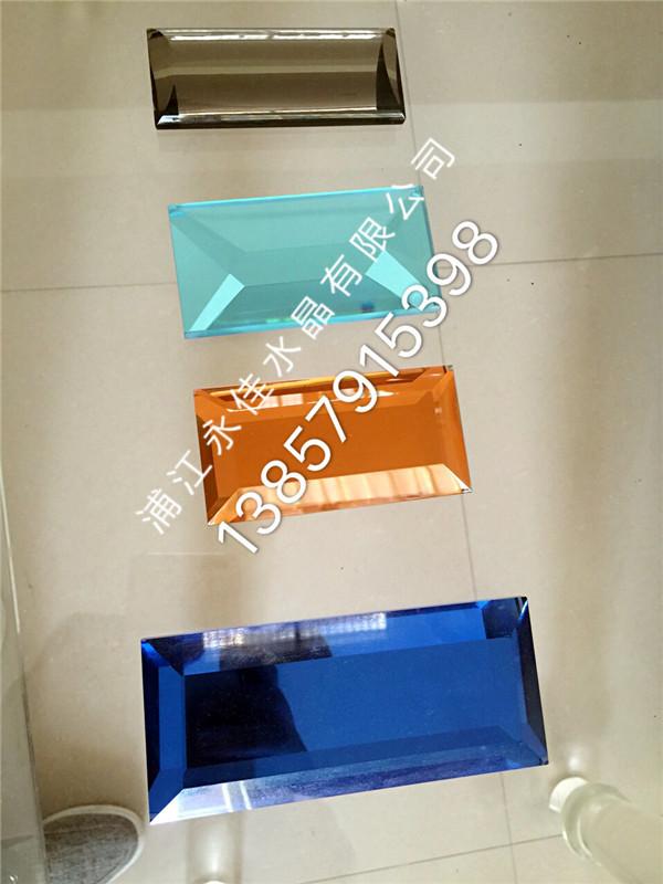 订做水晶贴片、永佳水晶工艺品厂、水晶贴片