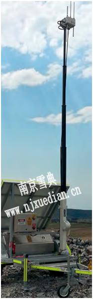 电动升降杆图片