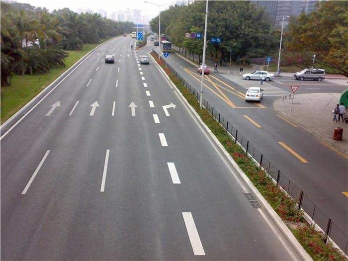 车位划线图片/车位划线样板图 (1)