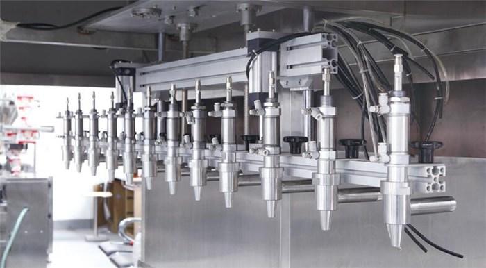 沈阳食用油,东泰机械,食用油充填机械