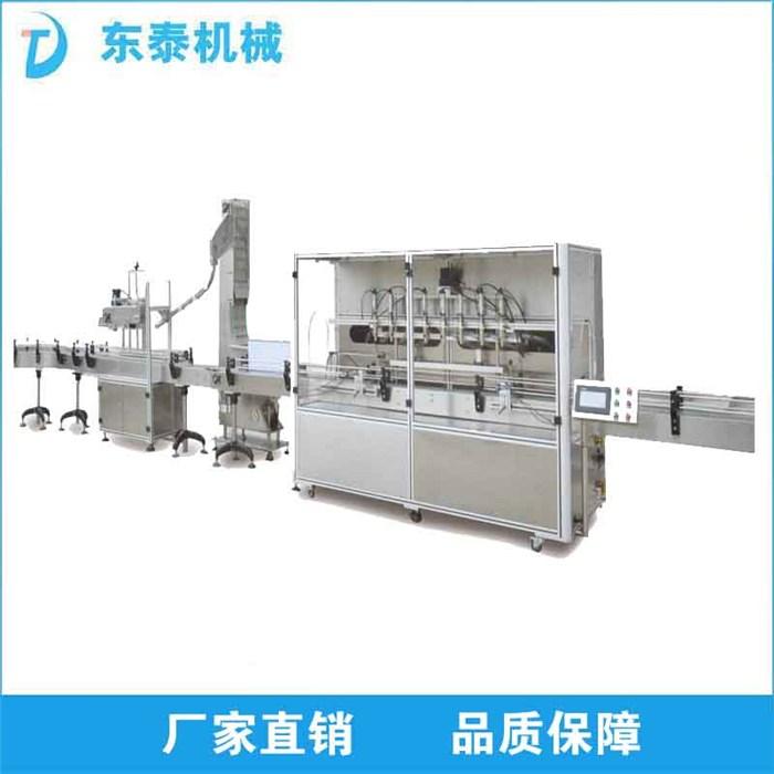 广东食用油,厂家直销(优质商家),食用油充填机械