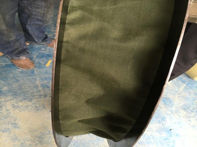 珠海防火布帆布工业用布阻燃布防焊报价