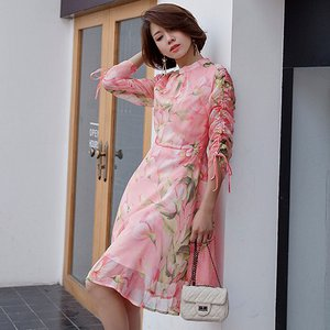 半身长裙搭配,马山长裙,泓发服饰