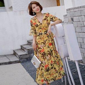 波西米亚长裙、洱源长裙、泓发服饰