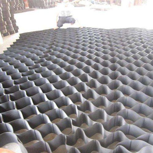 pp土工格室哪里有 大广新材料 光面土工格室多少钱