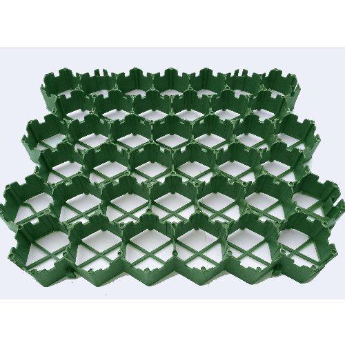 大广新材料 hdpe植草格图片 高抗压植草格规格 塑料植草格