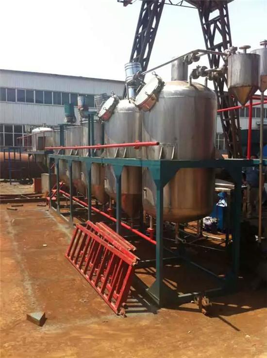 明德机械(图)、小型食用油加工设备、食用油加工设备