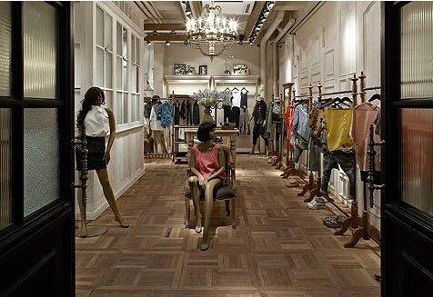 品牌女装代理のFC女装、合畅服饰女装品牌、江山市女装