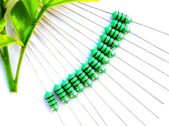 色环电感|增益实业|色环电感厂家
