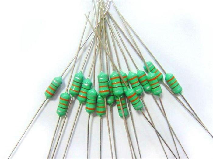 色环电感单位,色环电感,增益实业