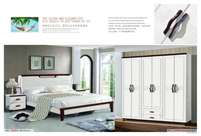 天益家具 高端 环保(图)_卧室家具四件套组合_卧室家具