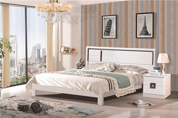 1 8米实木床、天益家具(在线咨询)、实木床