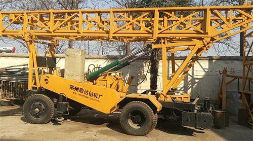 黑龙江钻探工具、顺达钻机、地矿钻探工具