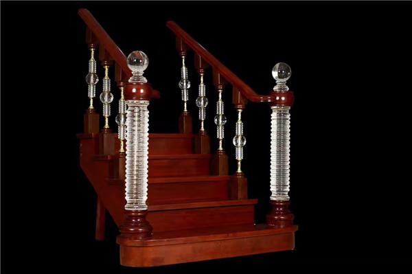 樓梯水晶立柱供應商|科隆樓梯工藝|浙江樓梯水晶立柱