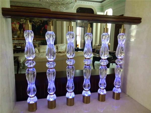 水晶樓梯立柱、水晶樓梯立柱供應商、科隆樓梯(優質商家)