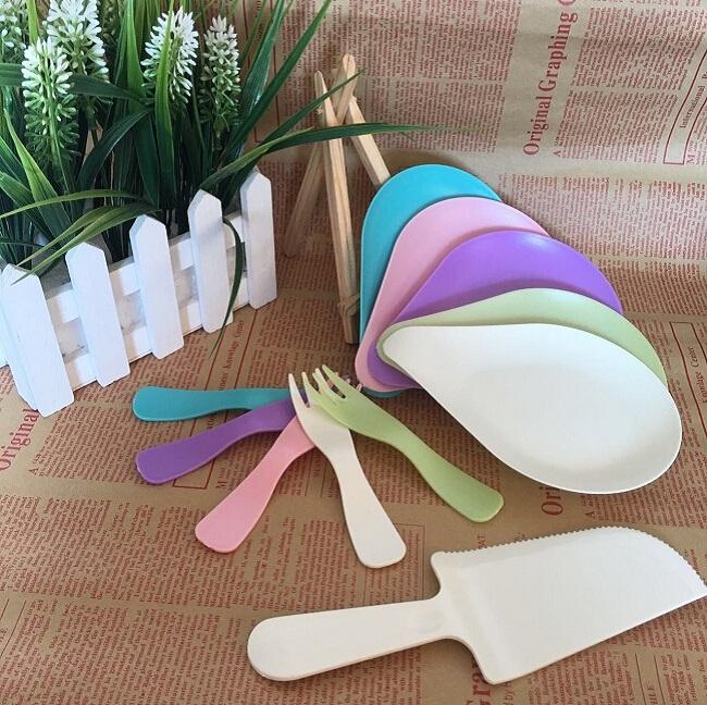 深圳蛋糕刀叉盘组合装|蛋糕刀叉盘组合装订做|天誉耐心