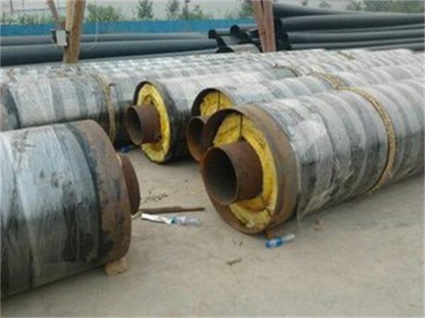 预制直埋蒸汽钢套钢保温管,天津钢套钢保温管,康越电力(查看)