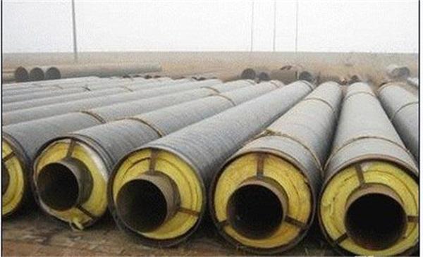 预制直埋蒸汽钢套钢保温管材、广西钢套钢保温管、康越电力