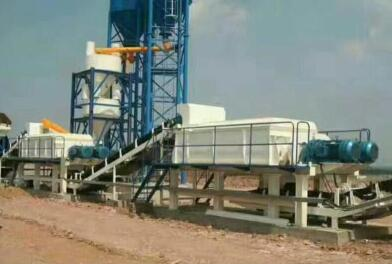 湖州搅拌站、大昌机械、改良土搅拌站