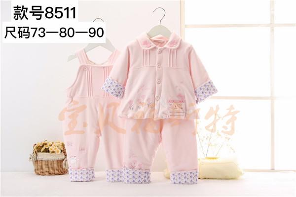 宝贝福斯特诚招加盟,品牌婴幼儿服装代理加盟,荆州婴幼儿服装