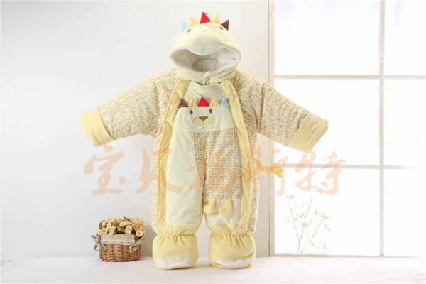 厦门婴幼儿服装、宝贝福斯特厂家批发、品牌婴幼儿服装