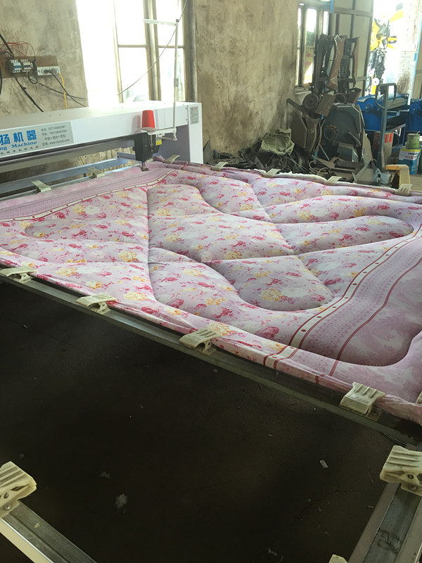 单针绗缝机制版软件|原盈机械|云南绗缝机