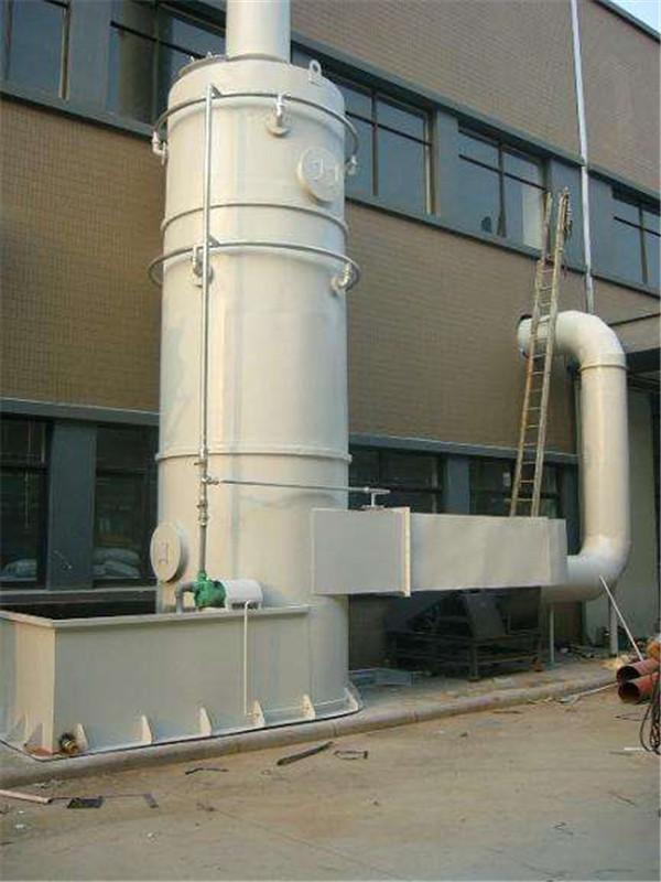 周口市湿式除尘器一套多少钱_【远航彩钢】_湿式除尘器