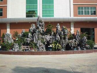 清远奇石|园林景观奇石批发价格是多少?|英德奇石市场